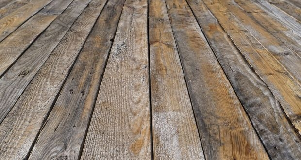 How Do I Get Rid Of Damp Spots On A Wooden Floor